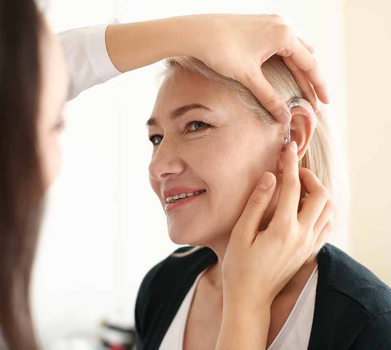 Adapting to Your New Hearing Aids